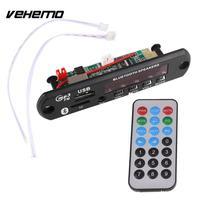 DC 12V Car Auto Digital LED USB Bluetooth MP3 Decode Board Module Radio Audio HiFi Amplifier