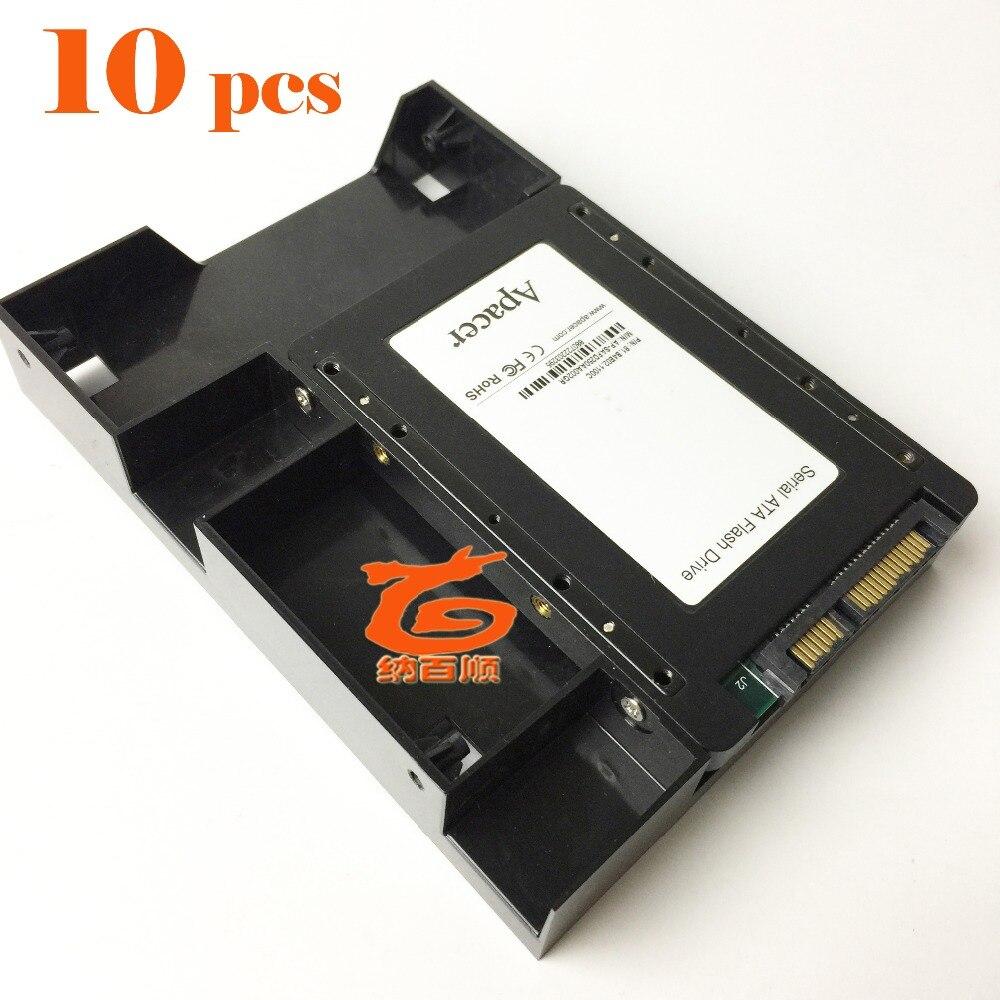 """10 stks NIEUWE 661914 001 3.5 """"naar 2.5"""" SSD Adapter voor GEN8/G9 651314 001SAS/SATA Tray Caddy-in Harde Schijf Tasjes & Hoesjes van Computer & Kantoor op AliExpress - 11.11_Dubbel 11Vrijgezellendag 1"""