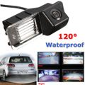 New Car Reverse Camera Kit Night Vision Auto  Rear View Waterproof For VW /Golf /MK6 /MK7 /GTI