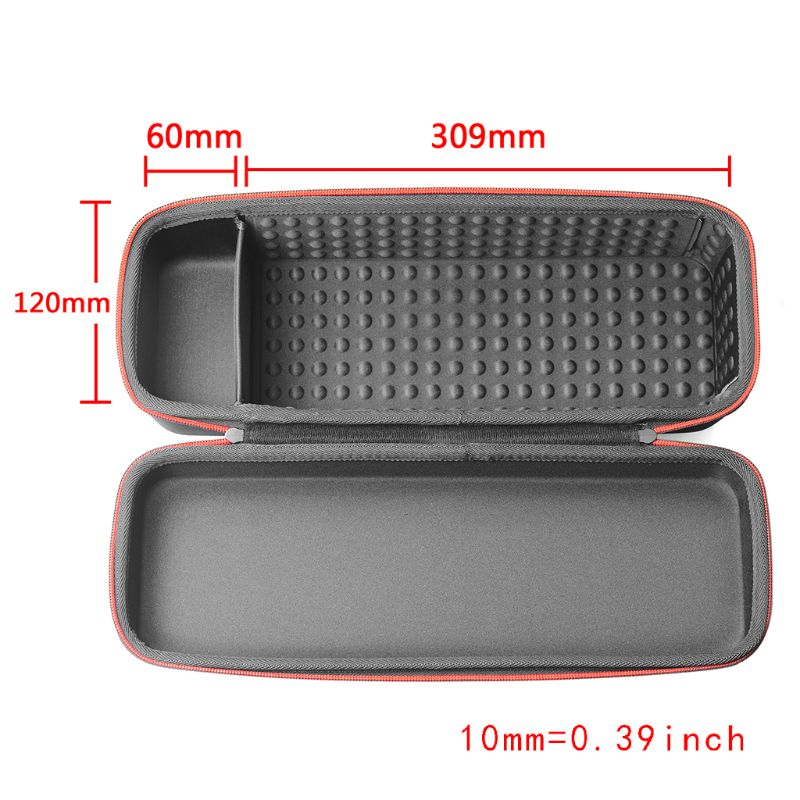 Storage Bag Protective Case Carrying Box Travel Portable Anti-Vibration Waterproof for SONY SRS-XB41 SRS-XB440 Wireless