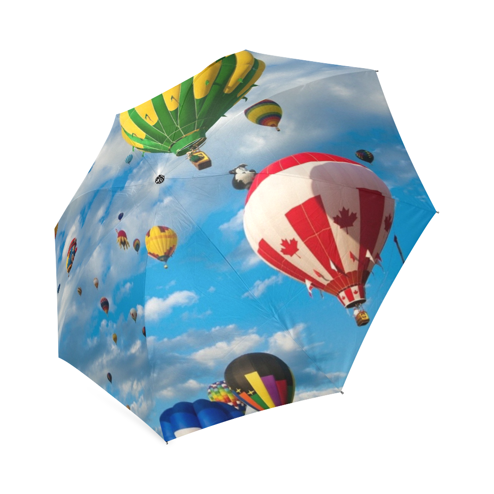 stylish design beautiful sun umbrella for child print air