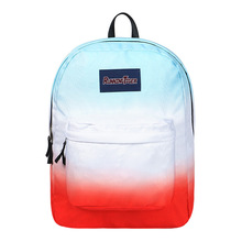 Gradient Color Boys/Girls laptop backpack feminina Women school Bag teenagers man computer Backpack