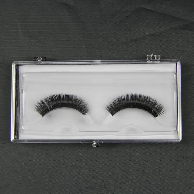 96a8d9ff765 Online Shop Thick 3D Mink Eyelash Extension J B C Curl Natural Looking Real  Mink Hair Eye Lash Fake Eyelashes | Aliexpress Mobile
