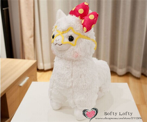 Alpacasso with glasses Middle - 1