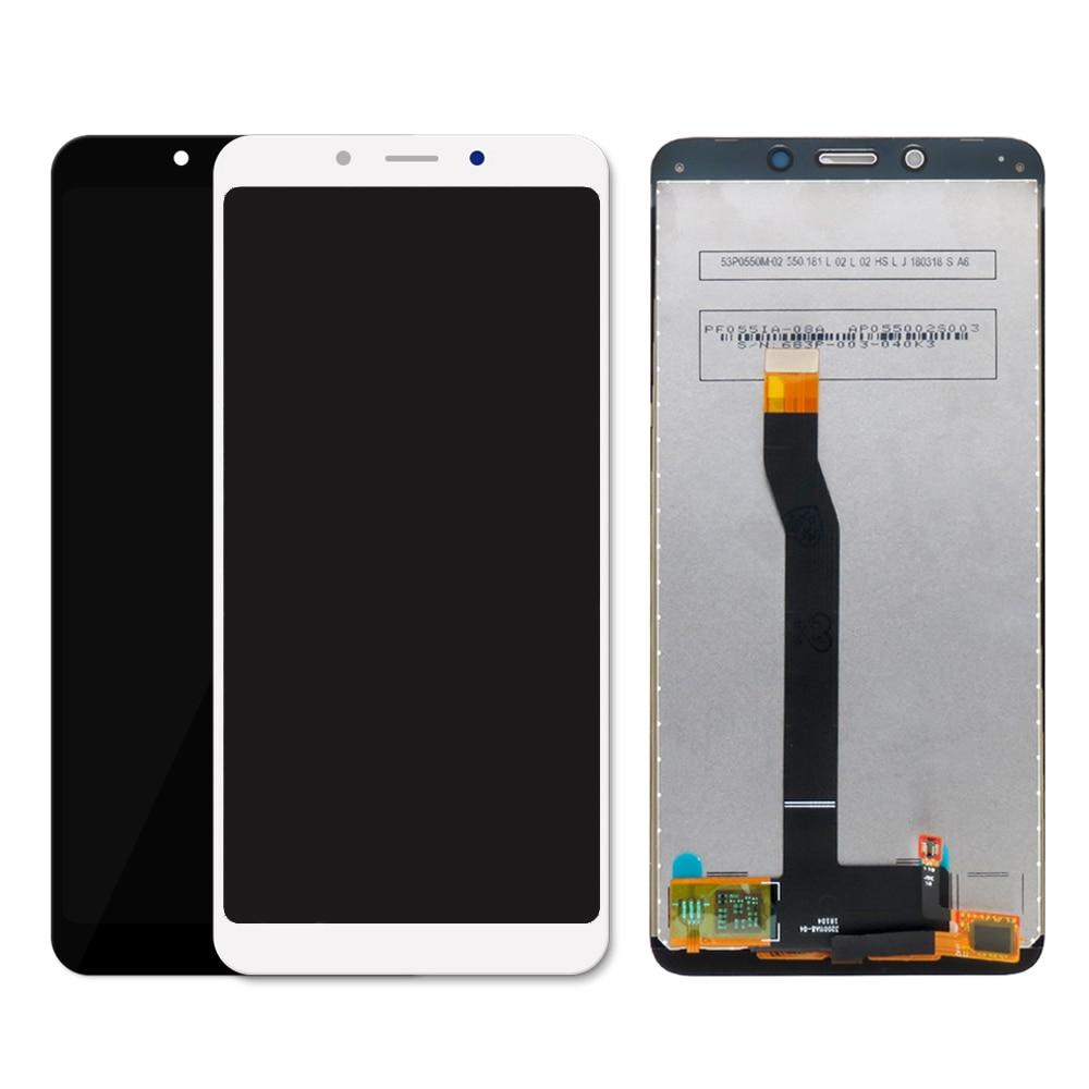 1 pcs Pièces Pour Xiaomi Redmi 6 6A LCD Display + Écran Tactile Digitizer Assemblée AAA Remplacement Pièces De Rechange
