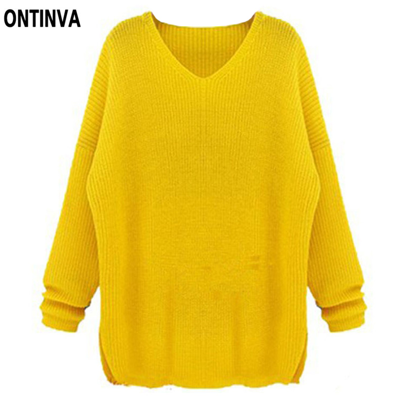Buy yellow crochet sweater and get free shipping on AliExpress.com