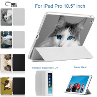 MTT Super Lovely Kitten Case For New IPad 2017 IPad Pro 10 5 Inch Case Slim