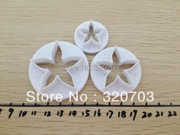 Free shipping 3pcs/set Flower...