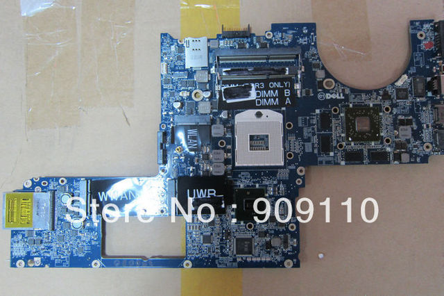 1645 1647  non-integrated  motherboard for  laptop xps 1645 1647  Y507R 0Y507R DA0RM5MB8GO