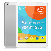 Android Tablet PCs 9.7″ IPS Air Retina Screen 2048*1536 For Intel BayTrai Z3735F Quad Core WIFI BT Tablets Multi Language