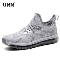 Cool Shoes Running Men New Design Outdoor Sneakers Gray Breathable Men S Athletic Shoes Size 45