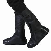 Непромокаемая обувь из ПВХ; Зимние сапоги для мужчин и женщин; Водонепроницаемые Нескользящие износостойкие высокие непромокаемые сапоги