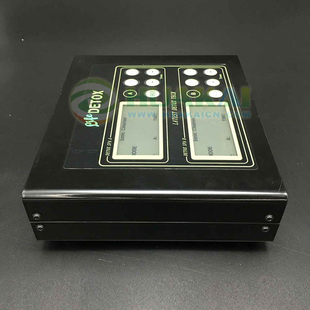 Detox Foot Bath Spa Machine Kit Cell Ion Ionic Aqua vento spa aqua la 1500