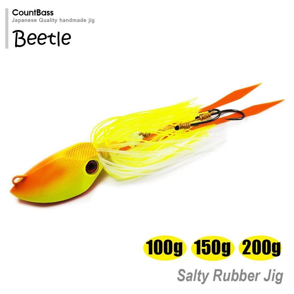 1pcs 150g 5.3oz Salty Rubber Jigs, Madai jig with rubber <font><b>hook</b></font>, Squid trolling Fishing Lures