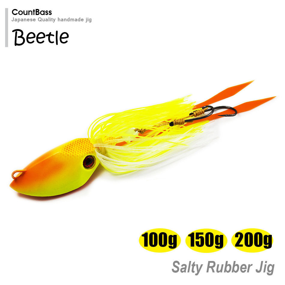 1pcs 150g salty rubber jigs madai jig with rubber for Rubber fishing lures