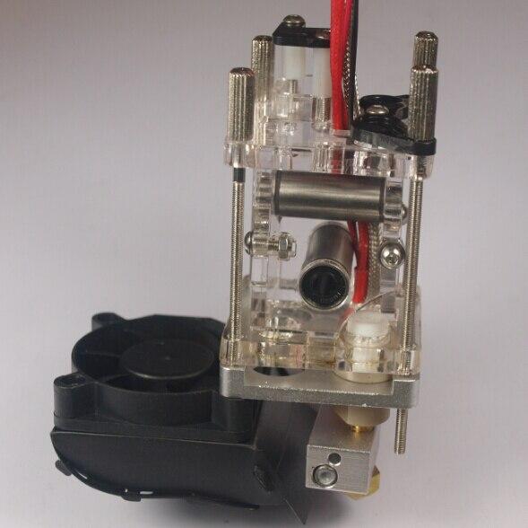 3D части принтера Ultimaker оригинальный arylic головки экструдера комплект/комплект экструзионной головки жилья соберите комплект