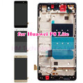 LCD+TP+Frame for Huawei Ascend P8 Lite P8 mini LCD Display+Touch Screen Digitizer Assembly with Bezel Parts Free Shipping+Tools