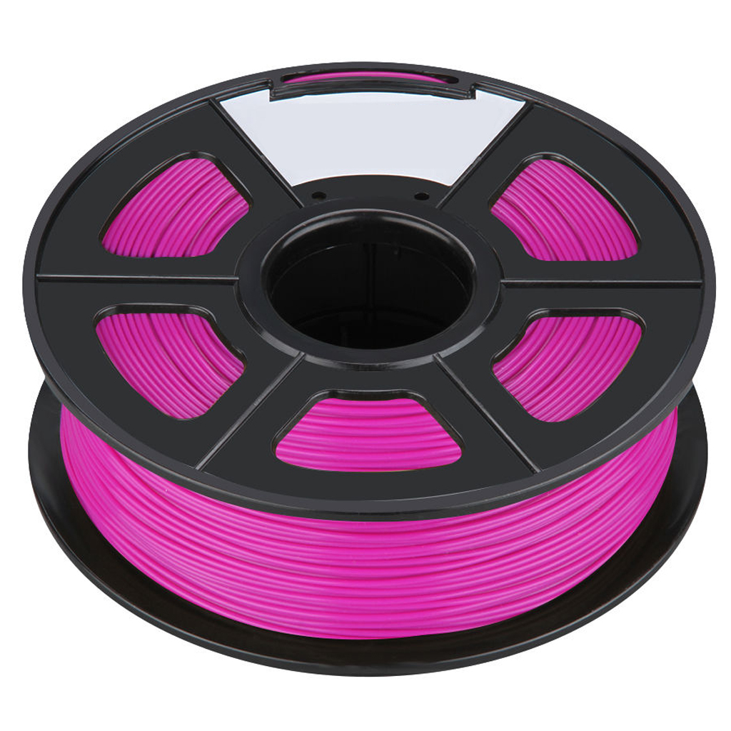 New 3D Printer Printing Filament ABS -1.75mm ,1KG, for Print RepRap Color: Fuchsia 3d printer filament 1 75mm 3mm abs conductive color change pa nylon flexible 1kg 2 2lb for reprap markerbot