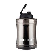 Бутилированной радость тренажерный зал бутылки с водой, bidon без добавления бисфенола А dringking бутылка 2500 мл