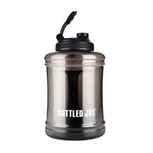 Бутилированной радость для спортзала бутылка для воды bidon без добавления бисфенола А dringking бутылка гаррафа 2500 мл