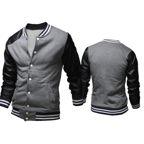 Aliexpress.com : Buy Cool College Baseball Jacket Men 2016 Fashion ...