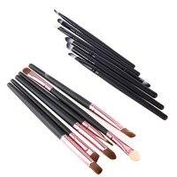Hot High Quality 6PCS Cosmetic Makeup Brush New Fashion Design Lip Makeup Brush Eyeshadow Brushes Tools Beauty Pincel Maquiagem Health & Beauty