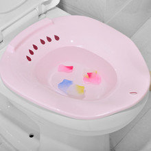 Squat free bidet thickened female maternity gynaecological bath male prostate hemorrhoid elderly butt basin Yoni Steam Stool