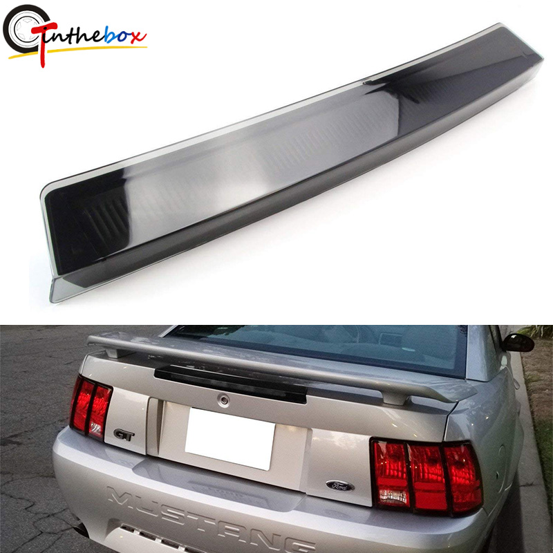 Gtinthebox For Ford Mustang Powered by 12SMD Red LED Emitters LED For 1999-2004 Ford Mustang LED 3rd Tail/Brake Light Rear Fog цена 2017