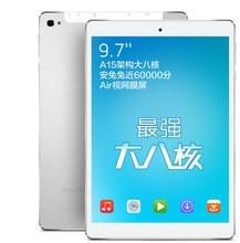 Nueva! llega nuevo Teclast P98 aire 8-Core de 9.7 pulgadas Tablet PC Allwinner A80T Octa-Core 2 G LPDDR3 32 G máster erasmus mundus 2048 X 1536 HDMI 13 M de la cámara