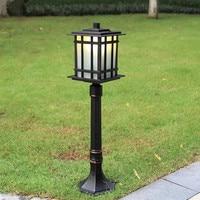 HAWBOIRRY LED European Outdoor Lawn Garden Villa Park Square Retro Street Courtyard Waterproof Vertical Street Light