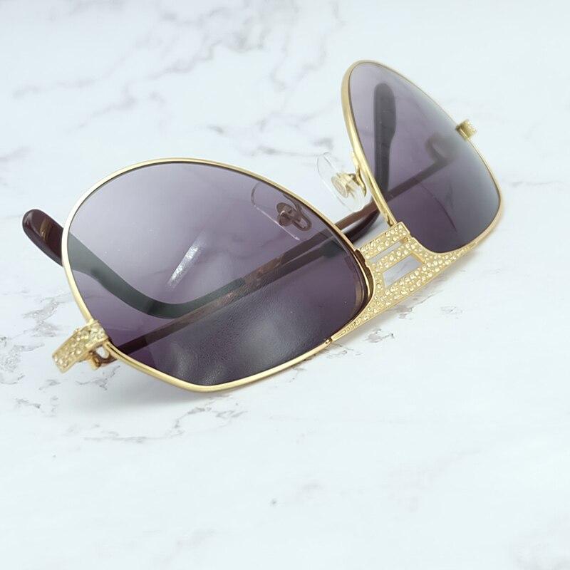 ed371dac87a diamond luxury sunglasses designer irregular women sunglass men 2018 high  quality brand carter sun glasses decoration shade-in Sunglasses from  Apparel ...