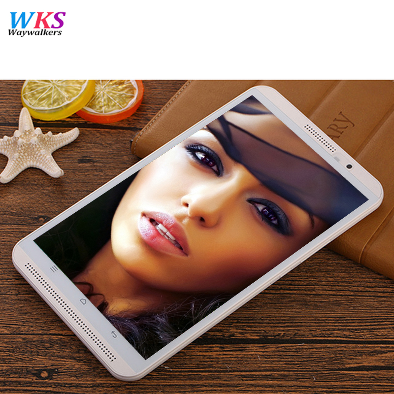 waywalkers k8 tablet 8 inch octa core ram 4GB ROM 64GB 5 0mp 4G LTE android