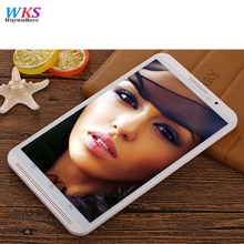 Waywalkers k8 tablet 8 pouce octa core ram 4 GB ROM 64 GB 5.0mp 4G LTE android 5.1 Tablet PC appel téléphonique MT8752 double sim IPS GPS 10