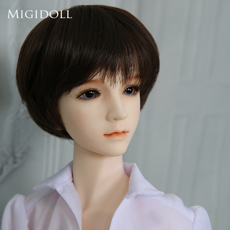 BJD Doll 1/3 Migidoll Ryu Handsome Boy man unless Body dolltown luts delf Toys iplehouse For Girls Birthday Xmas Best Gifts lutsbjd luts tiny delf peter 1 8 bjd doll resin figures luts ai yosd kit doll toys for girls birthday xmas best gifts
