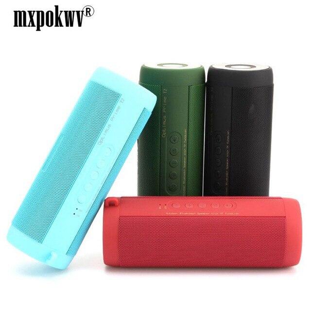 Impermeable deporte Bluetooth altavoz linterna portátil al aire libre altavoz con FM TF tarjeta de juego para deportes juego de ciclismo