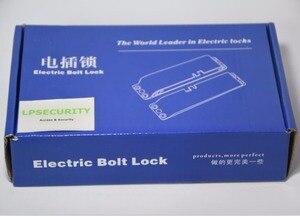 LPSECURITY 800 кг Электрический Болтовой замок с таймером для определения состояния дверей, замок с капельным болтом, безопасный Электрический дв...