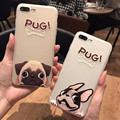 New Cartoon dog pattern Ultra-thin soft cases Couple cover for iPhone 6 6s 6plus 6s plus for iPhone7 7plus 4.7 5.5 inch for kids
