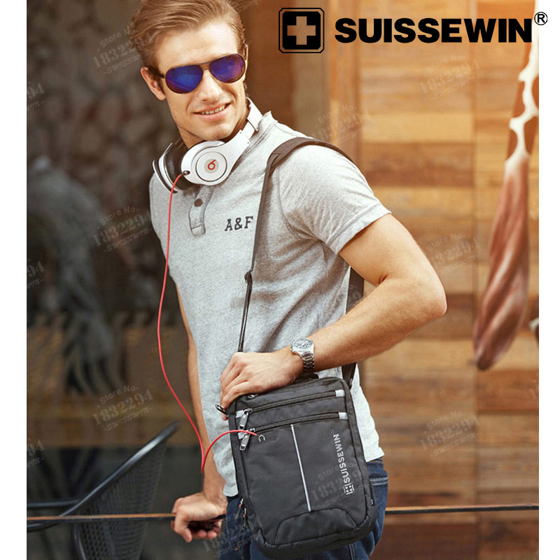 South Korean Style Trend Male Shoulder Backpack Male Multi Function Female Large Capacity Noctilucent Oxford Bag