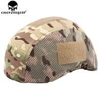 EMERSONGEAR FS Style casque housse de protection casque housse chasse Airsoft militaire camouflage MICH 2001 housse EM8814|cover protection|cover coverscover helmet -
