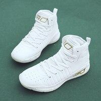 2018 hotsell Breathable basketball shoes men Basketball Sneakers Men Zapatillas De Baloncesto Outdoor Mens size36 45