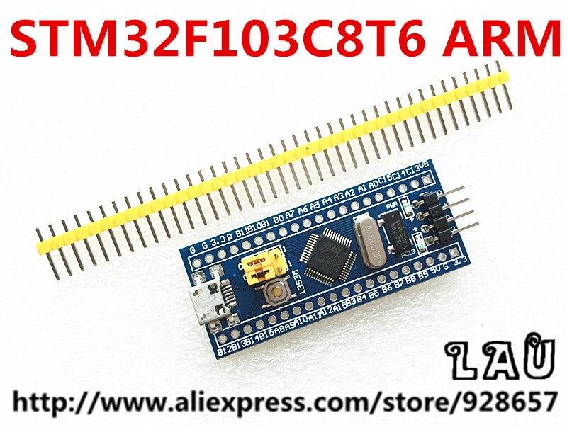 20pcs lot STM32F103C8T6 ARM STM32 Minimum System Development Board Module For Arduin0