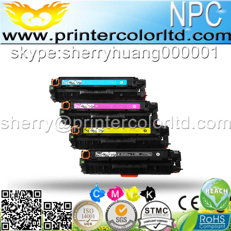 CF210A CF211A CF212A CF213A Color refill toner cartridge for HP LaserJet Pro 200 color M251nwCF210A CF211A CF212A CF213A Color refill toner cartridge for HP LaserJet Pro 200 color M251nw