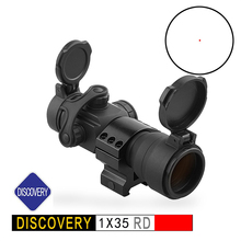 Discovery CRD 1X35 RD red dot sight scope Tactical Hunting  collimator riflescope For Airsoft Rifles