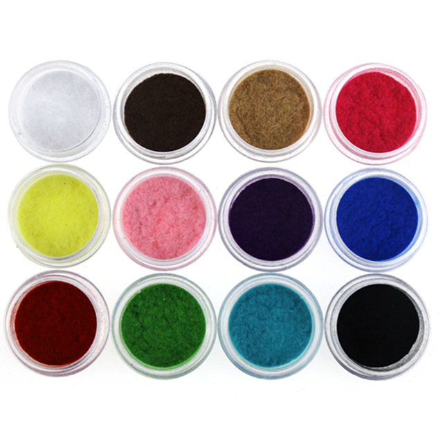 Aliexpress.com : Buy 1Color Wholesale! Hot Sell Nail Art Decorations ...