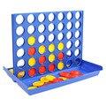 Candice guo! Пластиковая игрушка бинго игра забавная 3D Шахматная линия четыре в ряд win line up 4 подарок на день рождения 1 комплект