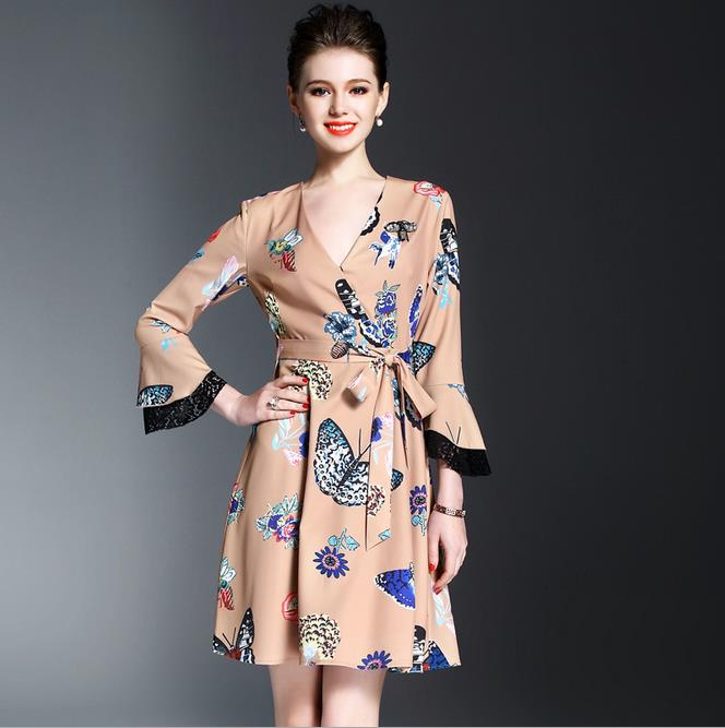 Фирменные женские платья