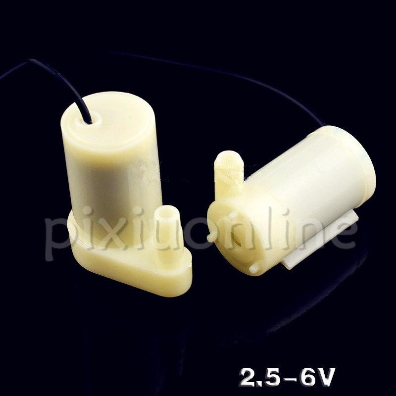 1 Stück St160b Mini Dc Pumpe 3 V Kleine Tauchpumpe Vertikalen Und Horizontalen Typ Dc3w Brunnen Elektrische Diy Wasser Spray-tool