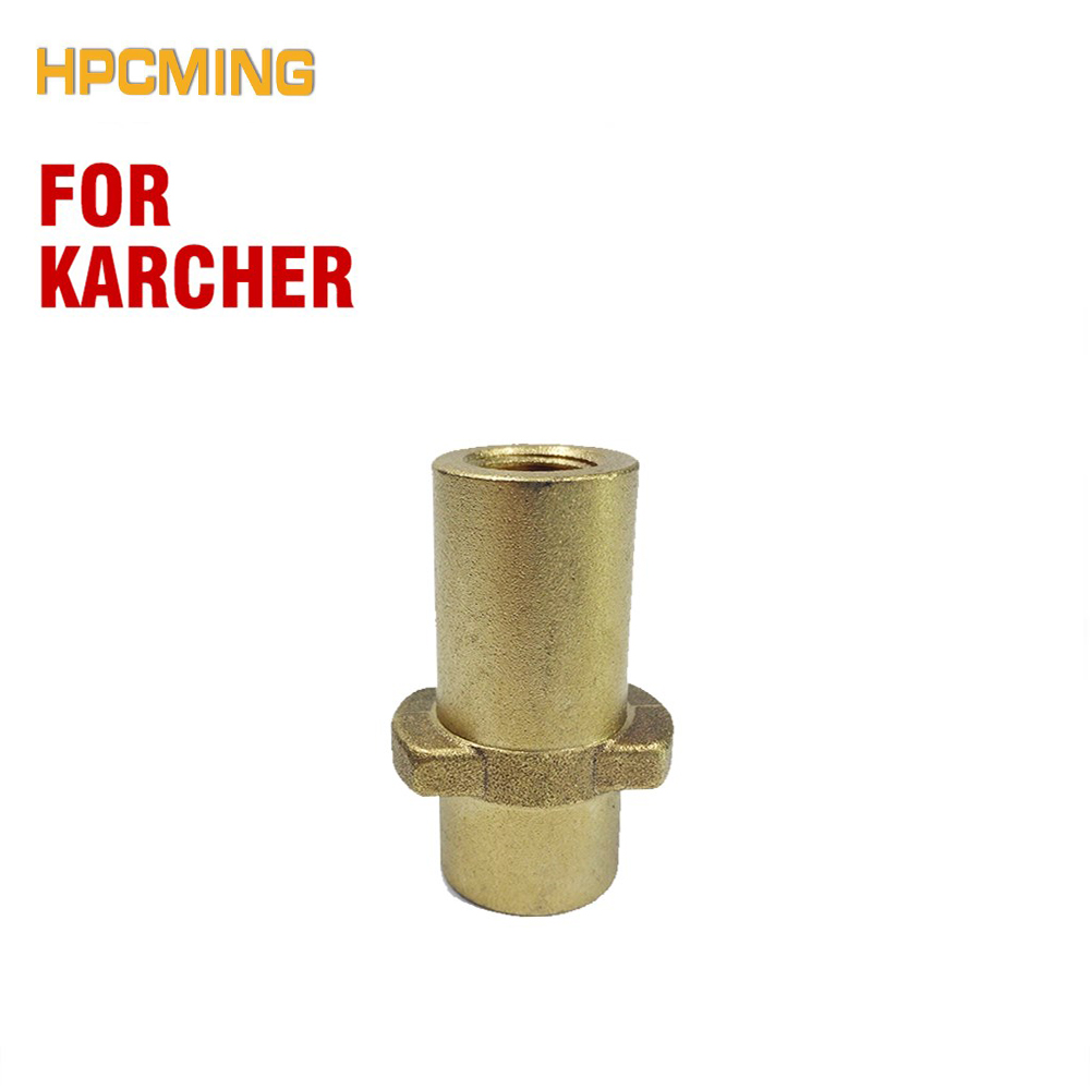 2018 New For Karcher Adapter For Nozzle Foam Generator Gun Soap Foamer Sale Limited Gs High Quality Pressure Washer (cw129)