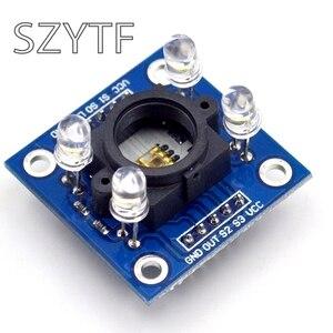 Image 1 - Módulo do sensor do reconhecimento de cor de GY 31 tcs230 tcs3200