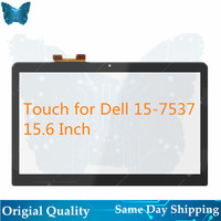Orginal LCD Digister for DELL 15 7537 LCD TOUCH Screen Panel 15 7537 15.6 inch PV7P5